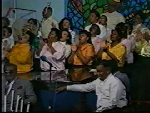 """LaShun Pace & AARC Choir  """"Create In Me"""""""
