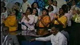 "LaShun Pace & AARC Choir  ""Create In Me"""