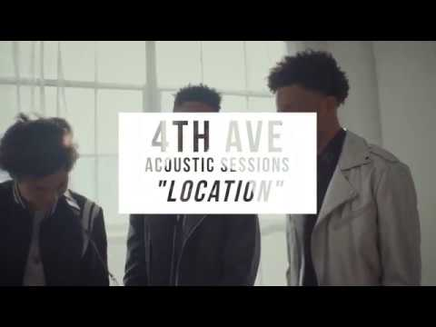 4th Ave Acoustic Sessions, Ep. 4 - XOXO & LOCATION by Khalid