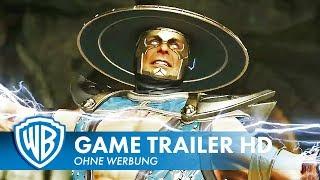 INJUSTICE 2 – Raiden und Black Lightning Trailer Deutsch HD German (2017)