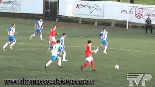 Eccellenza Girone B Lastrigiana-Antella 0-0