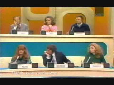 Match Game 74 (Episode 121) (WACKO CONTESTANT) (Part I)