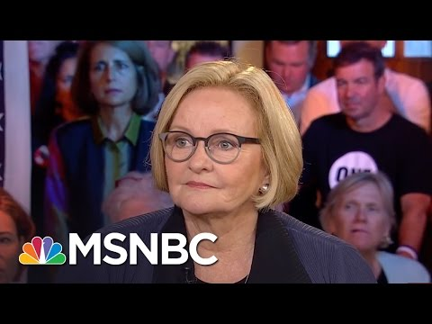 Claire McCaskill: First Night Wasn