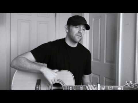 Then - Brad Paisley - Derek Cate Cover (Acoustic)