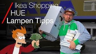 Ikea (Weihnachts) Lampen Shopping - Ikea Haul - Vlog 01