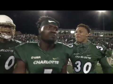 d6df35798 Charlotte Football vs. UAB Recap - YouTube