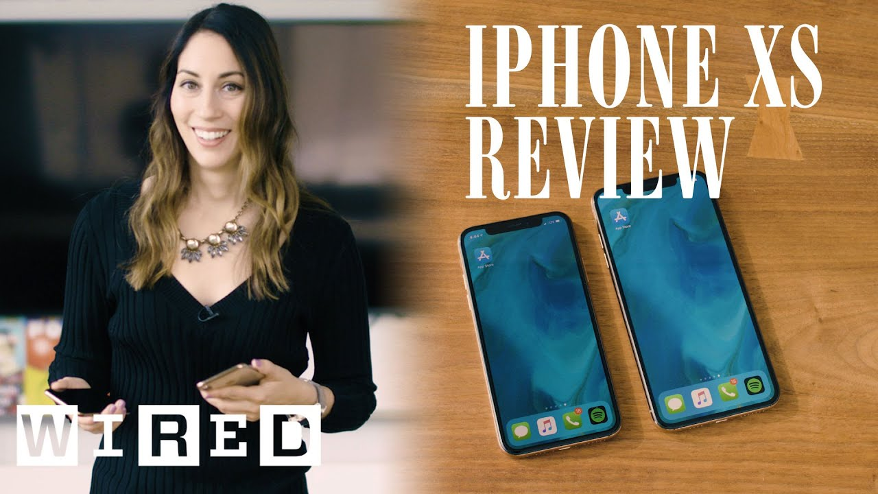 iPhone XS & XS Max Review: Do You Need to Upgrade? | WIRED