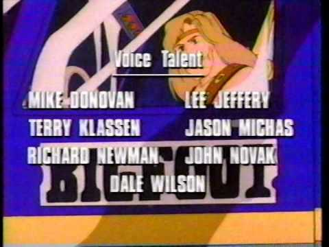The Power Team credits 1991