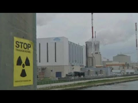 German border town issues iodine tablets over fears about Belgian nuclear reactor