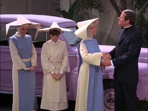 The Flying Nun The return of father lundigan s02e04