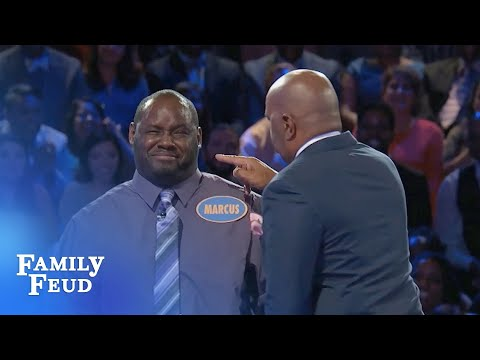 Thumbnail: FUNNY FAST MONEY! | Family Feud