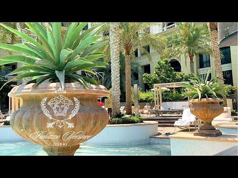 Palazzo Versace Dubai: 5 Star Fashion Hotel Dubai | Luxury Hotel United Arab Emirates TOP Must Visit