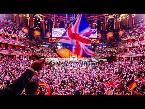 The Last Night of The Proms - Royal Albert Hall
