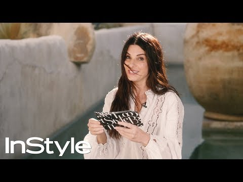 Sandra Bullock Can Only Tell These 2 Crazy Stories from the Ocean's 8 Set | InStyle
