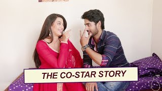 Abrar Qazi & Shruti Sharma | The Co-Star Story | Reveal each other's secrets | Gathbandhan