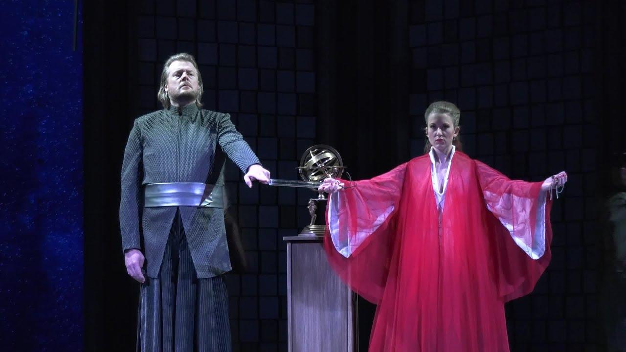 """Trailer: """"Die Zauberflöte"""" Salzburger Landestheater"""