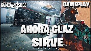 AHORA GLAZ ESTÁ ROTO | Shifting Tides | Caramelo Rainbow Six Siege Gameplay Español