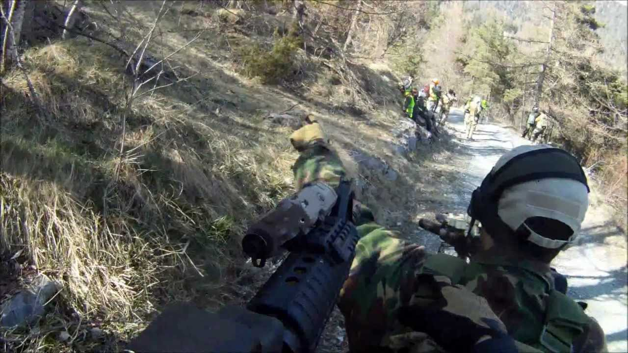 french airsoft task force 373 operation edelweiss