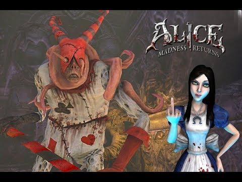 В стране КОШМАРОВ И УЖАСОВ/ Прохождение игры Alice: Madness Returns #19