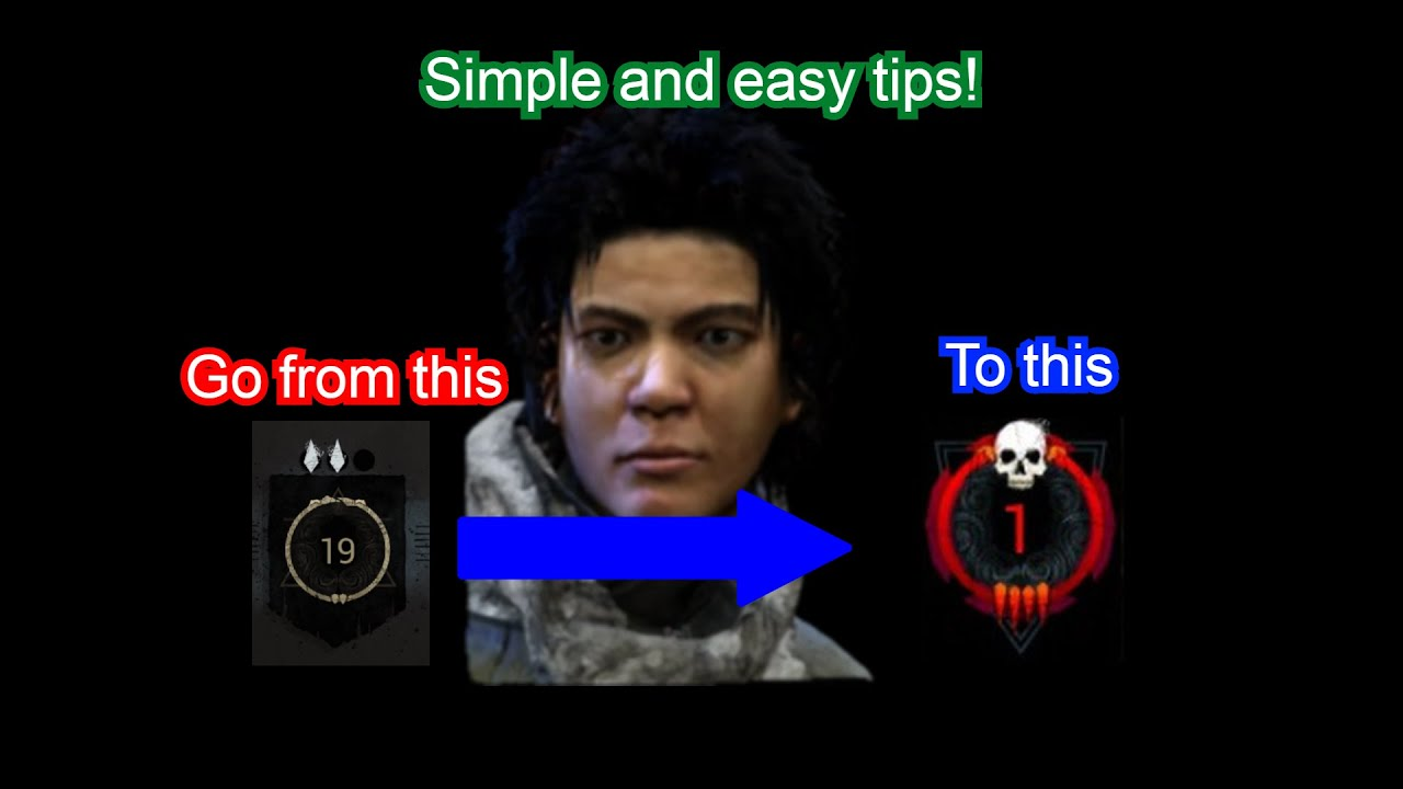 Download How to rank up in Dead By Daylight FAST (Survivor)