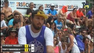 ITF Beach Tennis RS CUP (Men - Semifinal Set 01): Calbucci / Mingozzi vs Font / Samardzic