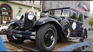 Rolls-Royce Phantom I 1929 - послушайте движок Фантома, которому скоро стукнет сто лет!