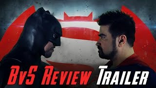 AngryJoe v Nostalgia Critic - BvS Review Trailer!