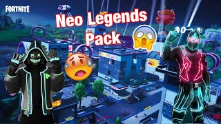 *NEW* NEO LEGENDS PACK COMING TO FORTNITE!!! Skin Concepts & Release Date Rumors