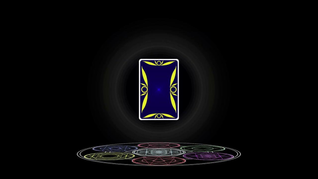 カード召喚魔法陣 - YouTube