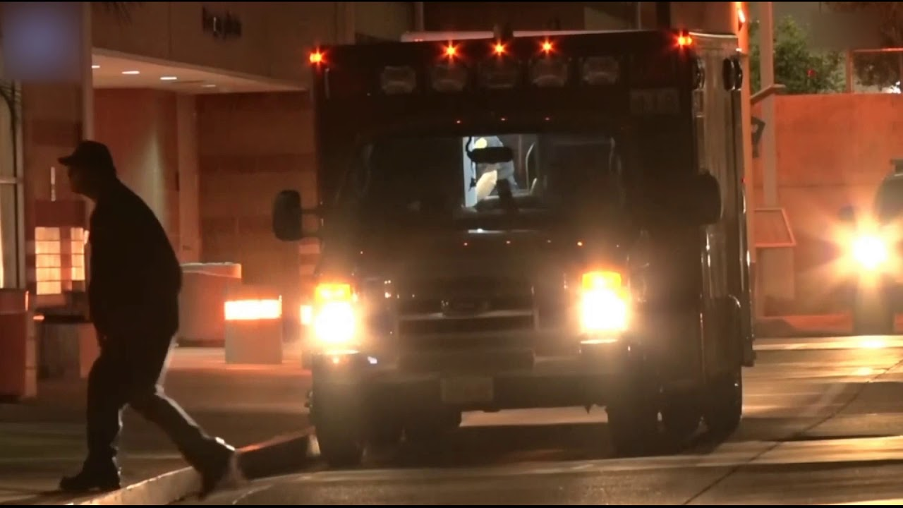 Migrant mother (with 2 children) arrives at San Diego hospital after being impaled by fence