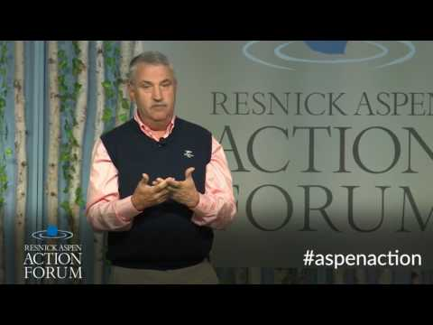Tom Friedman at the 2017 Resnick Aspen Action Forum