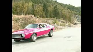 AMC Javelin 360 and Burnout