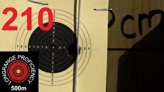 Longrange blog 210: Tall Target Test
