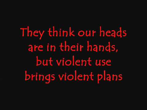 Metallica - Welcome Home (Sanitarium) (lyrics)