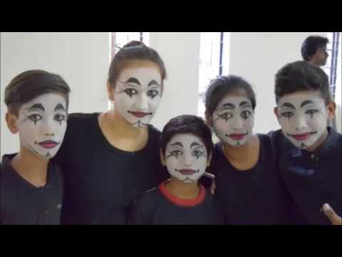 Creativity Adda Summer Camp 2017 (Mukherjee Delhi)