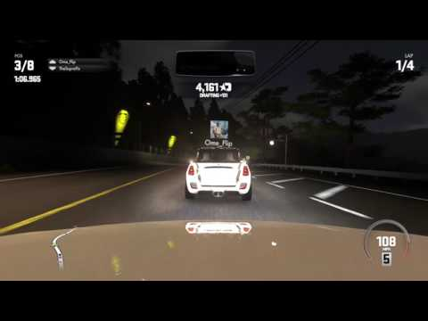 DRIVECLUB™_good clean  versus arse