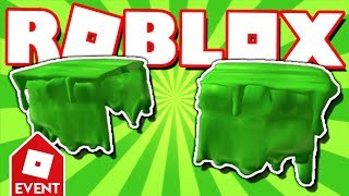 [EVENT] HOW TO GET SLIME SHOULDER PADS FREE! *EASY WAY* (Roblox Blox Hunt)