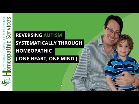 One Heart, One Mind. Systematically reversing autism