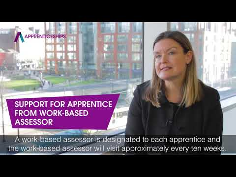 Ceri Evans on ULaw's solicitor apprenticeship support