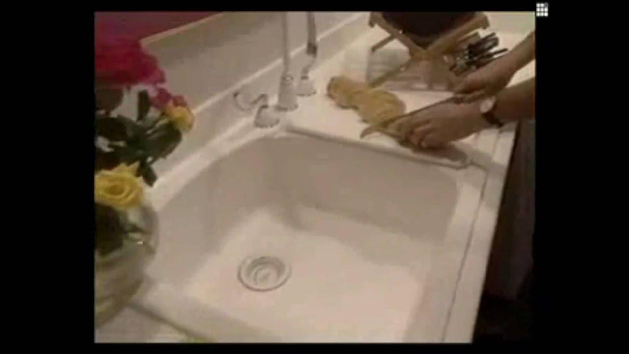 Swanstone Overmount Sinks Undermount