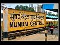 Late Running Karnavati Exp  (12934) arriving at Mumbai Central