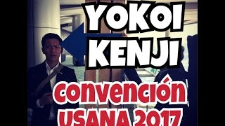 LIBERA TU POTENCIAL | YOKOI KENJI 14va. CONVENCIÓN NETWORKMARKETING USANA 2017 | LIDERAZGO