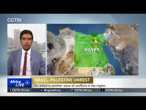 Six Killed In Another Wave Of Conflicts Between Israel And Palestine