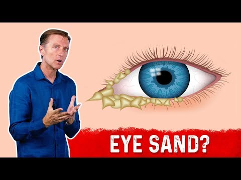 What Causes Crusty Eyes?