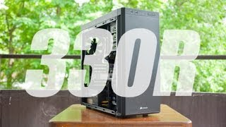 Corsair 330R Silent Mid Tower Review