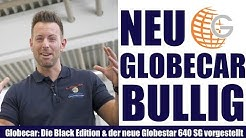 Neuer Kastenwagen. Der Globestar 640 SG und die Black Edition von Globecar macht Gänsehaut