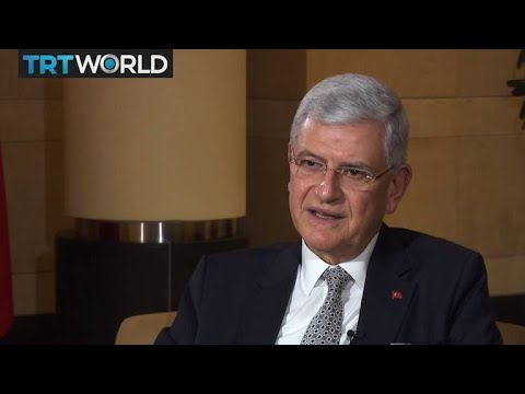 One on One: Interview with Volkan Bozkir, Turkish Parliament's Foreign Affairs Committee Chair