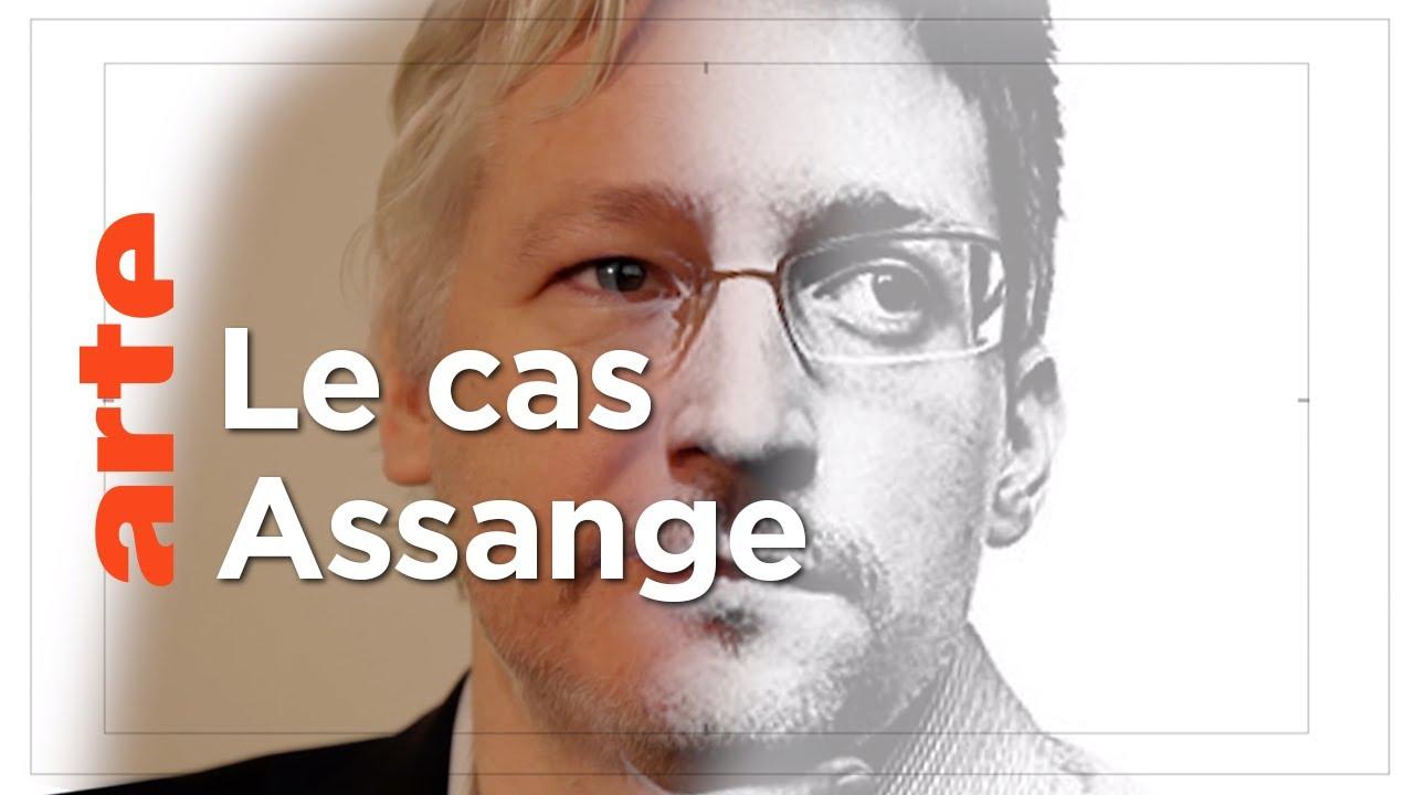Download Julian Assange : chronique d'une extradition annoncée | ARTE Reportage