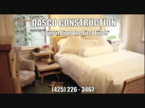 Dasco Shower Bathroom Tub Replacement Bellevue WA