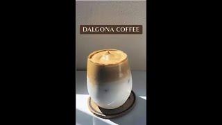 DALGONA COFFEE TIPS & TRIK RESEP MUDAH DAN CEPAT BY FIRHAN ASHARI